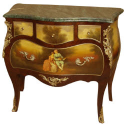 Marble top commode MH075P