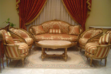 Home Furniture Reproduction antiques French style European